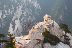 China - Steinpagode Huashan