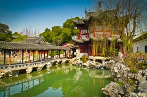 China - Yuyuan Gardens Shanghai