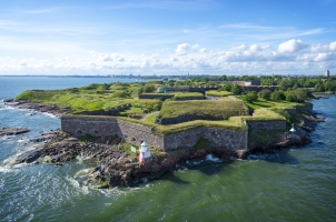 Finland - the largest sea fortress in the world