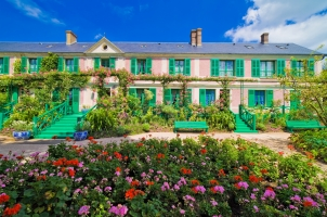 France - Claude Monet House Normandy