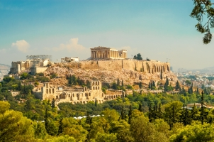 Greece - Acropolis of Athens