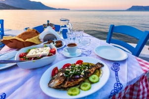 Greece - Traditional Greek Salad