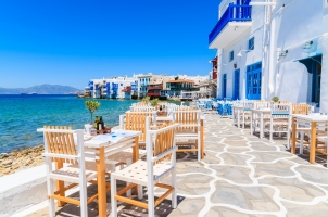 Greece - Mykonos Town