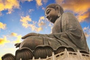 Hong Kong - Giant Buddha