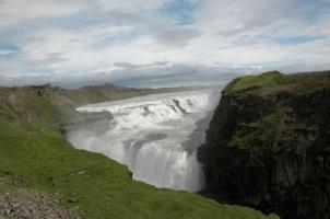 Iceland - Gullfoss Summer