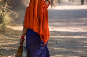 India - Indian woman