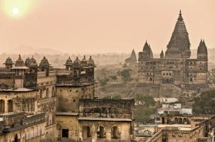 India - Palace Orchha