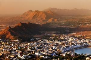 India - Pushkar Holy City Rajasthan