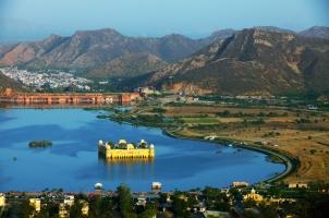 India - Water palace