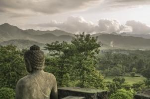 Indonesia - Borobudur views