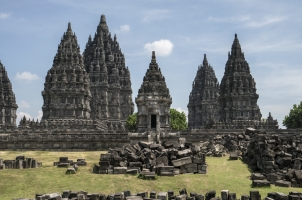 Indonesia - Prambanan Temple