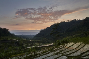 Indonesia - sunrise selegriyo