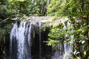 Indonesia - Waterfall Excursion