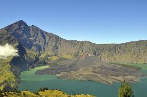 Indonesia - Jari Baru Mount