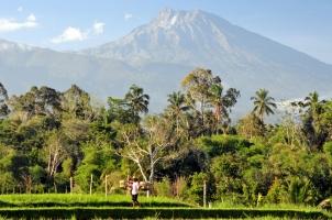 Indonesia - Rinjani volcano Lombok