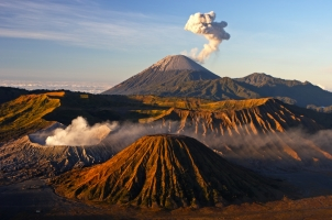 Indonesia - Volcanoes Bromo National Park Java