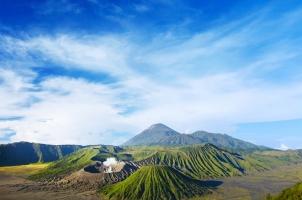 Indonesia - Volcanoes Bromo Tengger Semeru National Park