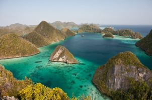 Indonesia - northern Raja Ampat