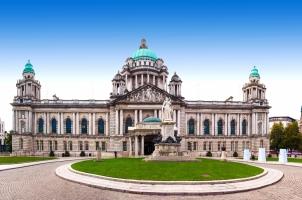 Ireland - Belfast City Hall