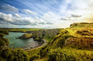 Ireland - Coast of Northern Ireland