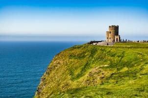 Ireland - coastline of Ireland