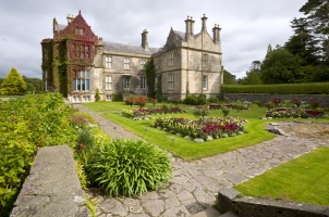 Ireland - Muckross House and gardens in National Park Killarney