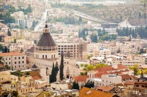 Israel - Basilica in Nazareth