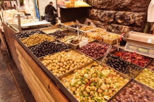 Israel - Market Jerusalem