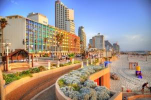 Israel - Tel Aviv Beach
