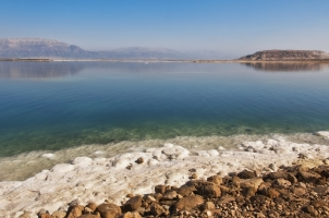 Israel - The Desert and dead sea