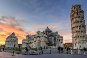 Italy - Piazza dei Miracoli Pisa