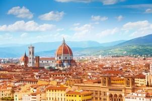 Italy - Florence Panorama