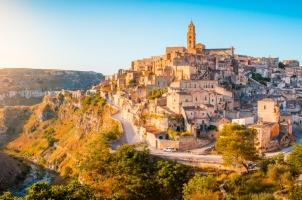 Italy - Basilicata southern Italy