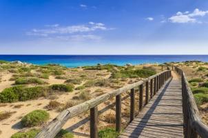 Italy - beautiful beaches of Italy