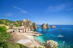 Italy - Tonnara die Scopella Sicily