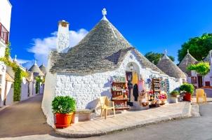 Italy - Village Trulli