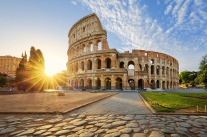 Italy - Colosseum Rome