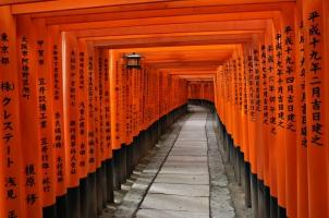 Japan - Fushimi Inari Shrine Kyoto