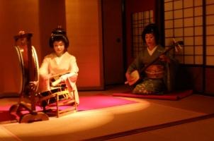 Japan - Private Geisha Enconter
