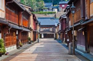 Japan - Keisha Village Kanazawa