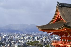 Japan - Kiyomizu Temple Kyoto