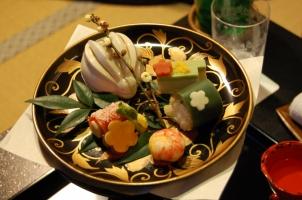 Japan - Kyoto - Kaiseki Dinner