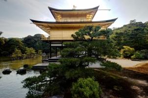Japan - Kyoto - Kinkakuji Temple