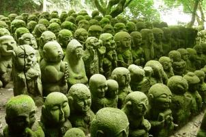 Japan - Kyoto - Secret Temple in Arashiyama