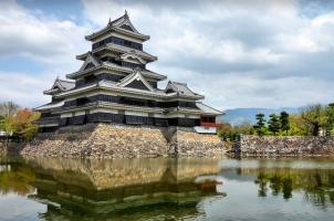 Japan - Matsumoto Jo Castle