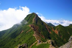 Japan - Mount Yatsugatake Nagano