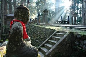 Japan - Okunoin Cemetery Mount Koya Japan