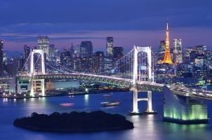 Japan - Tokio Bay