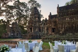Cambodia - Raffles Grand  Hotel d'Angkor