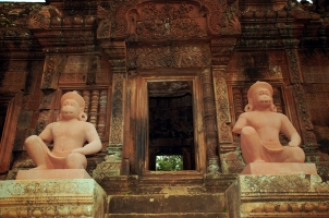 Cambodia - Siem Reap - Banteay Srei